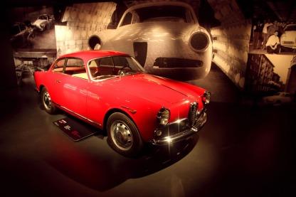 Alfa Giulietta Sprint 1954