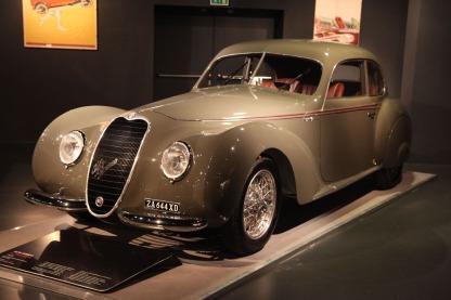 Alfa Romeo 6C 2500 Castagna Coachwork 1939