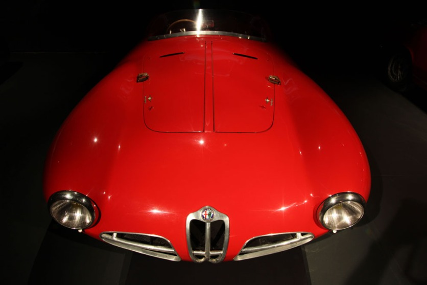 Alfa Romeo Disco Volante Spider 1952