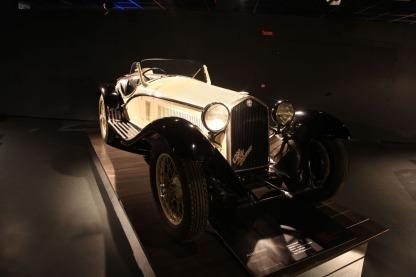 Alfa Romeo Touring Bodied 8C 2300 1934