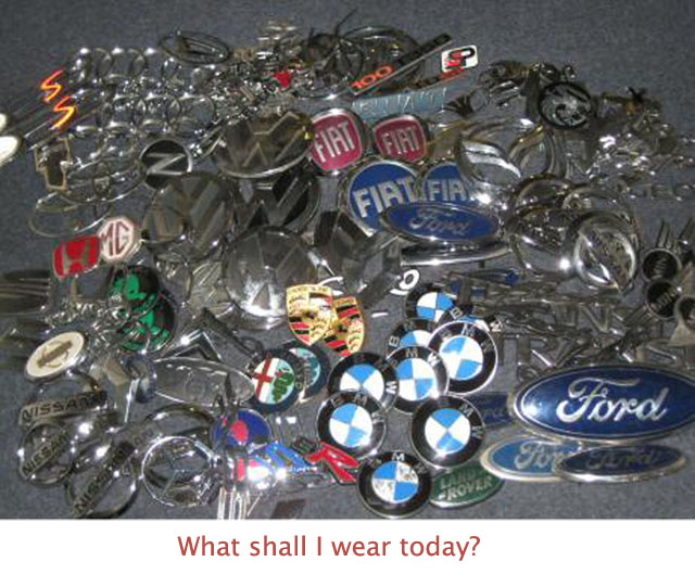 Car Badges