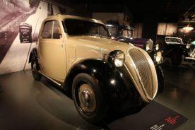 Fiat 500 'Topolino' 1936