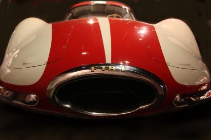 Fiat Turbina 1954 Front
