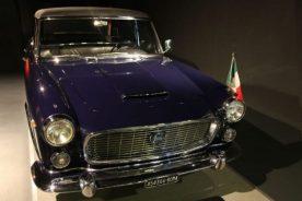 Lancia 335 Presidenziale 1960