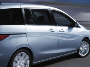Mazda 5 - Because They Can.