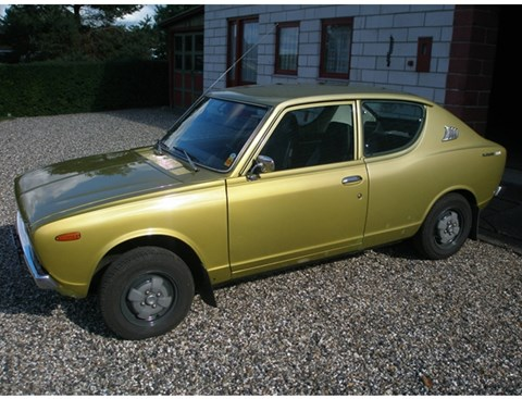 Japanese Car Brand >> Something Rotten […] in Denmark: 1973 Datsun 100A – Driven To Write