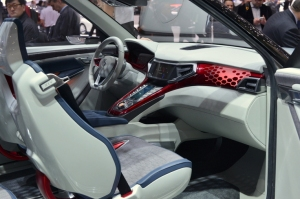 2014 XLV interior