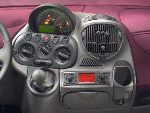 Fiat Multipla Dash