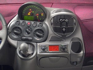 Fiat Multipla Dash