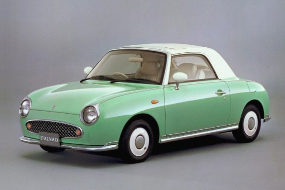 Nissan Figaro 2