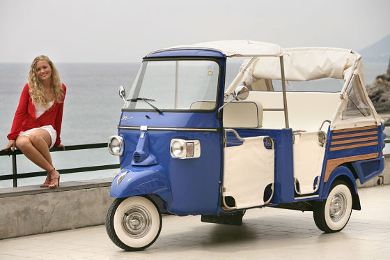 piaggio ape calessino driven to write. Black Bedroom Furniture Sets. Home Design Ideas