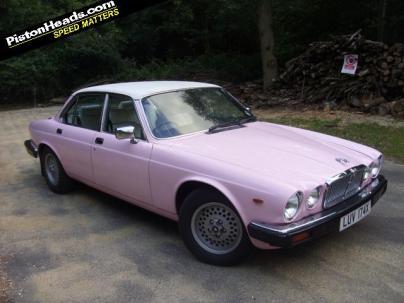 Pink Jag