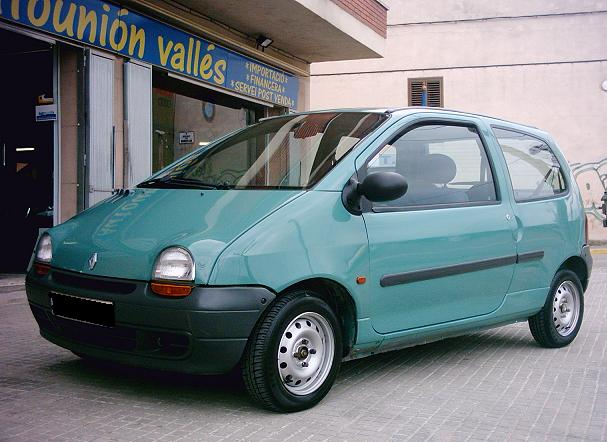 1993 Renault Twingo exterior