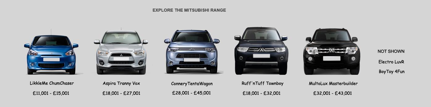 Mitsubishi copy