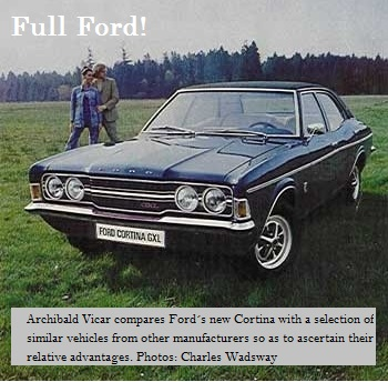 1970 Ford Cortina GXL page