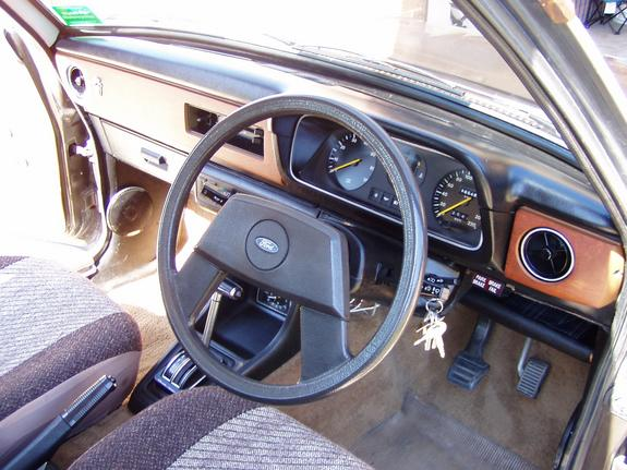 1978 Ford Escort