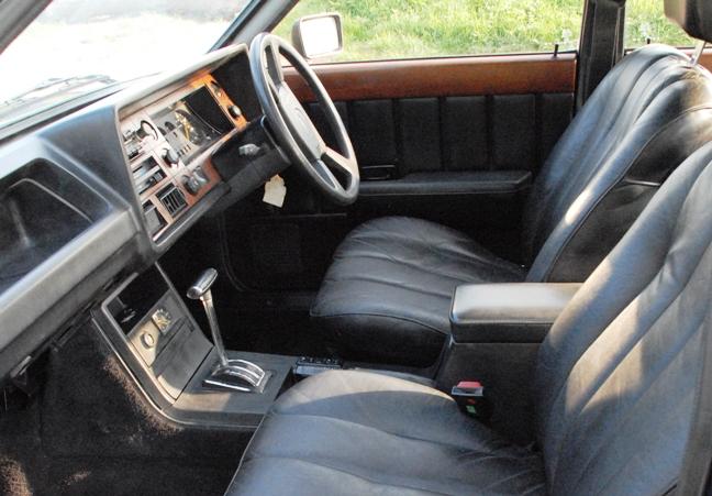 1979 Ford Granada Ghia
