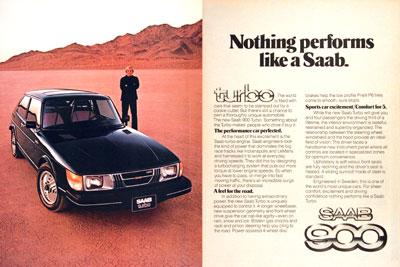 1979 Saab 900