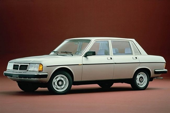 1980 Lancia Trevi 1