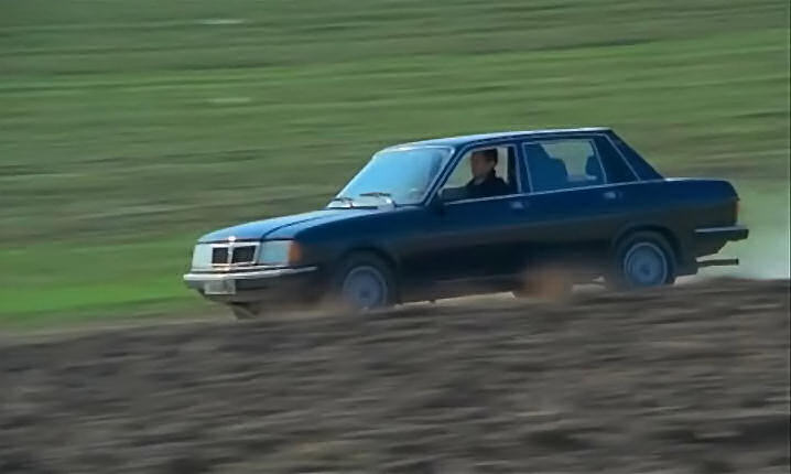 1980 Lancia Trevi moving