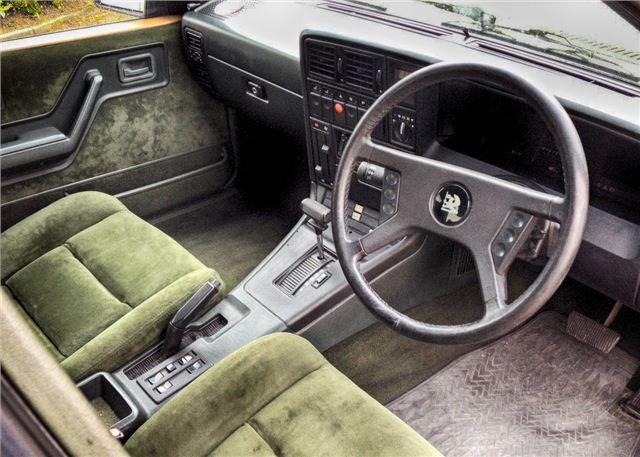1983 Opel/Vauxhall Senator