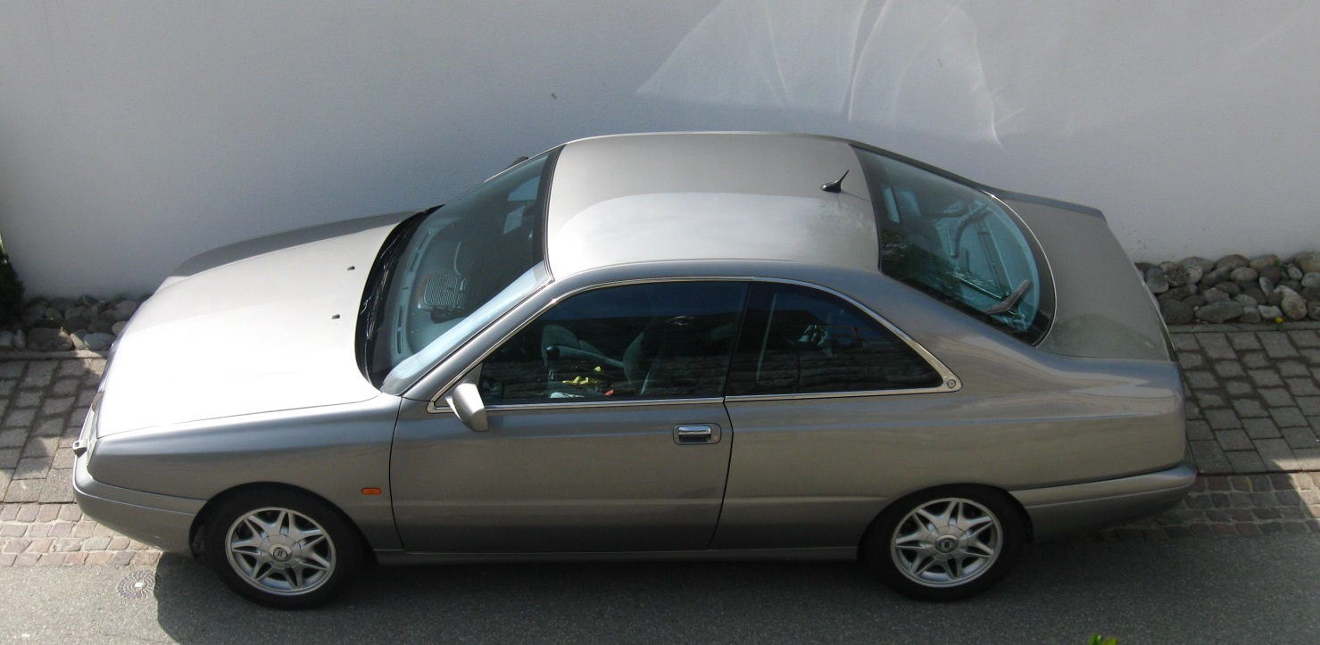 Another in a Long Line: Lancia Kappa Coupé (1997-2000) – Driven To ...