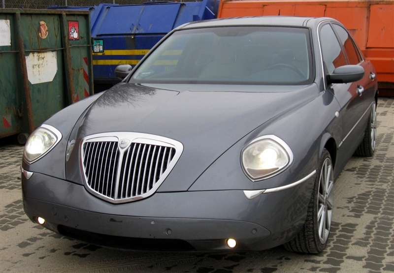2002 lancia thesis 3 0 v6 review driven to write. Black Bedroom Furniture Sets. Home Design Ideas