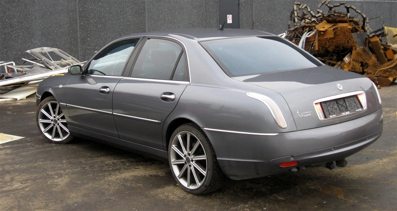2002 Lancia Thesis 3 0 V6 Review Driven To Write