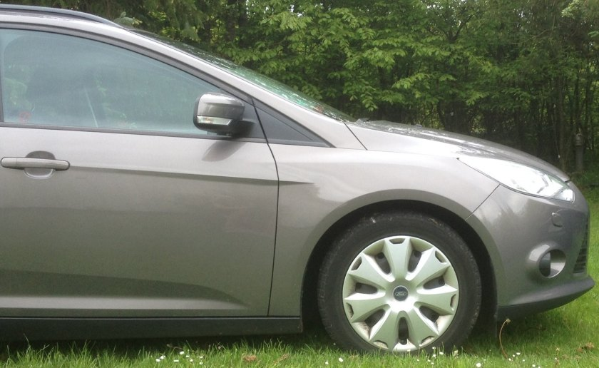 Car rental grey is very like private buyer grey