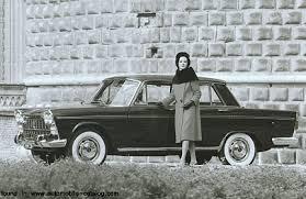 1967 Fiat 2300 saloon