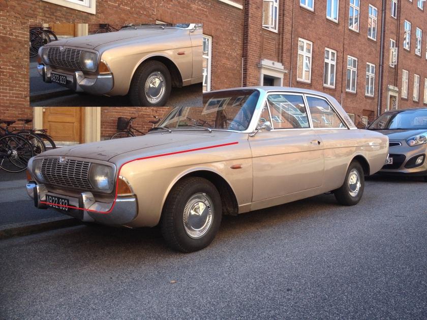 1965 Ford Taunus V6