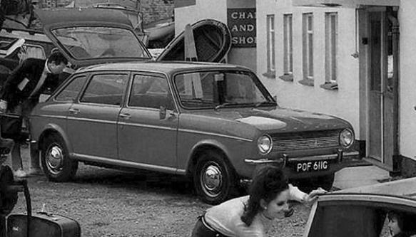 1969 Austin Maxi advert