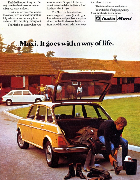 1969 AustinMaxi_ad yellow