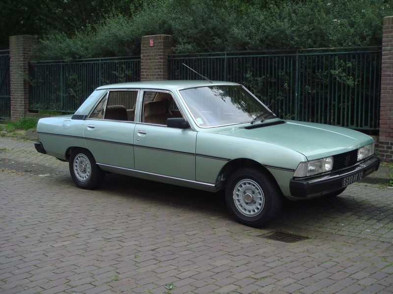Peugeot 604: excellent but unwanted