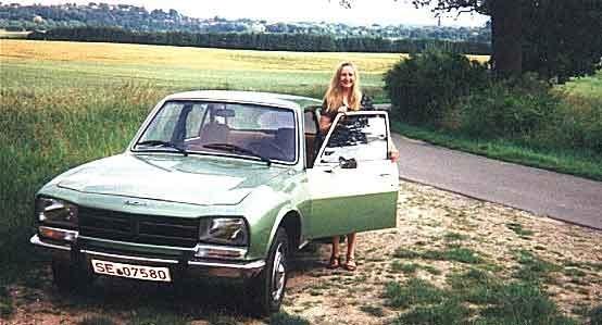 Peugeot 504: still good