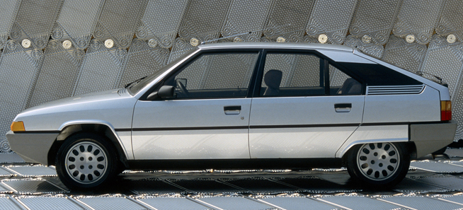 1982 Citroen BX by Bertone
