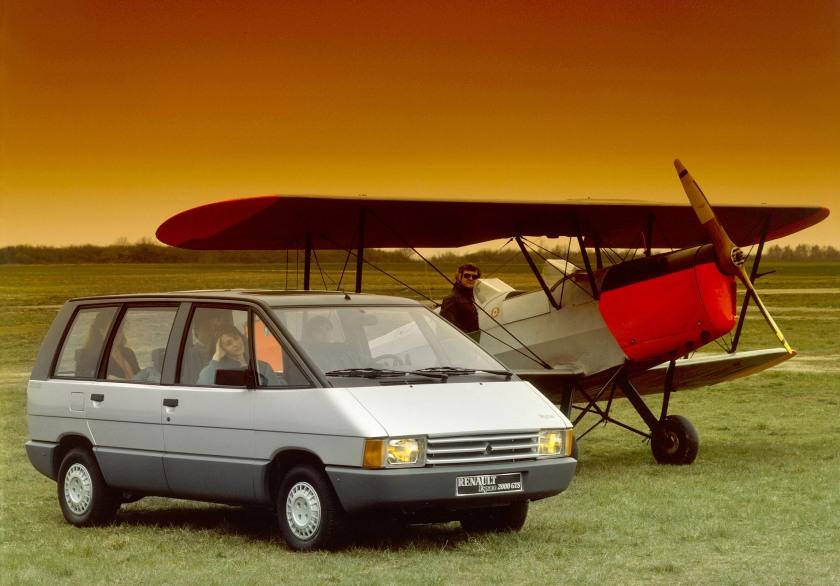 Renault Espace I 1984