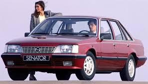 1985 Opel Senator