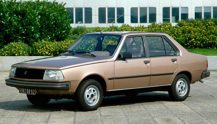 1985 Renault 18 GTL