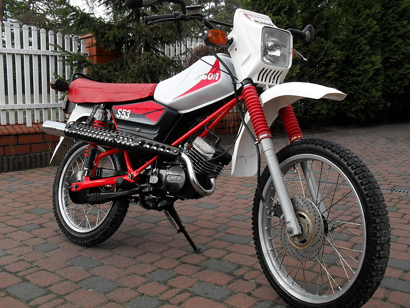 1990 Simson S53 OR