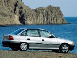 1991 Opel Astra Saloon