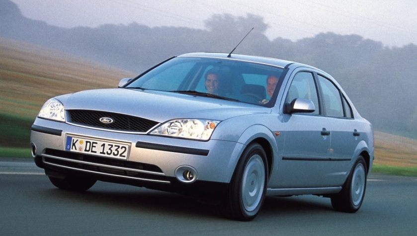 2000 Ford Mondeo