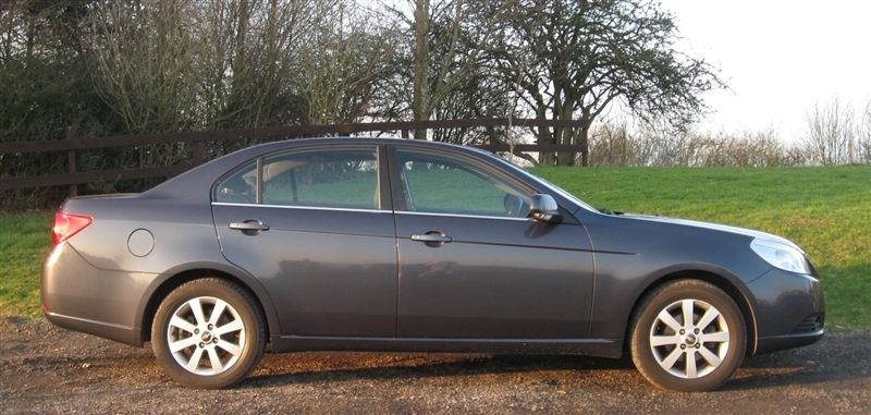 2010 Chevrolet Epica