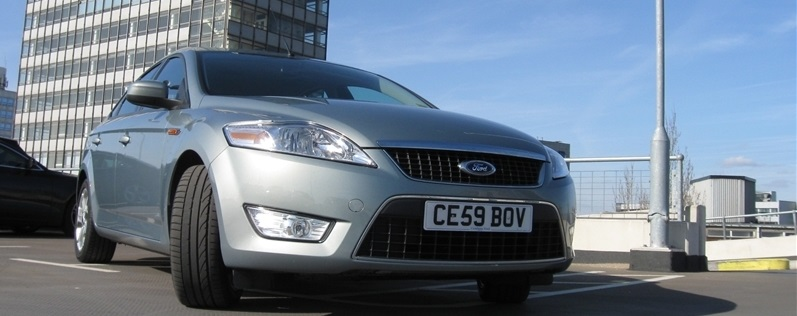 2010 Ford Mondeo Front