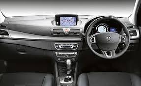 2010 Renault Megane interior