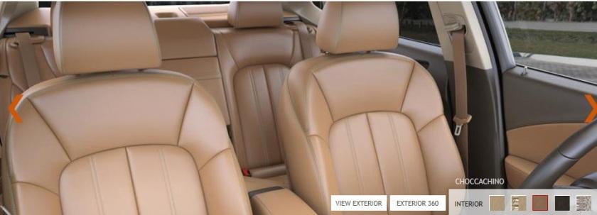 2013 Buick Verano interior