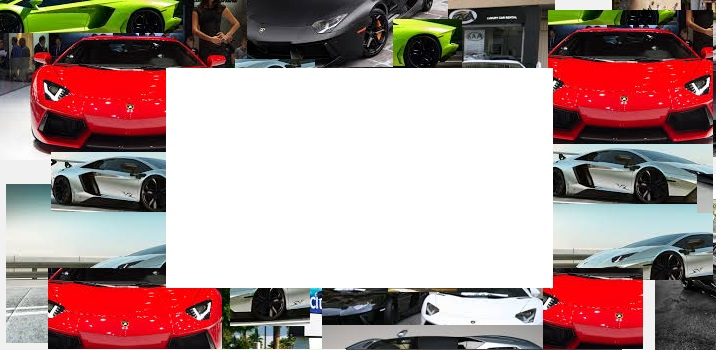 2014 Lamborghini collage