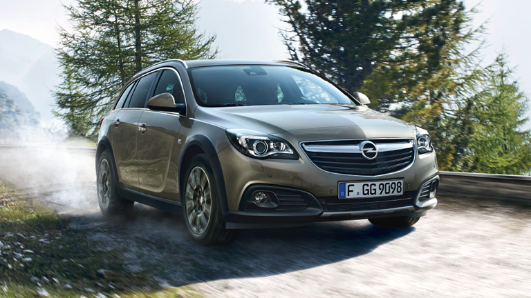 2014 Opel Insignia Country Tourer 4x4