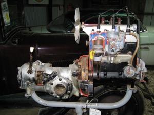 DKW 3 Cylinder 2 Stroke