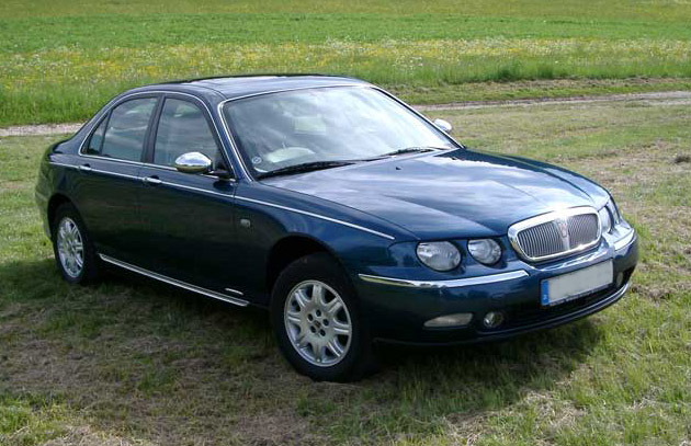 Rover 75 Before